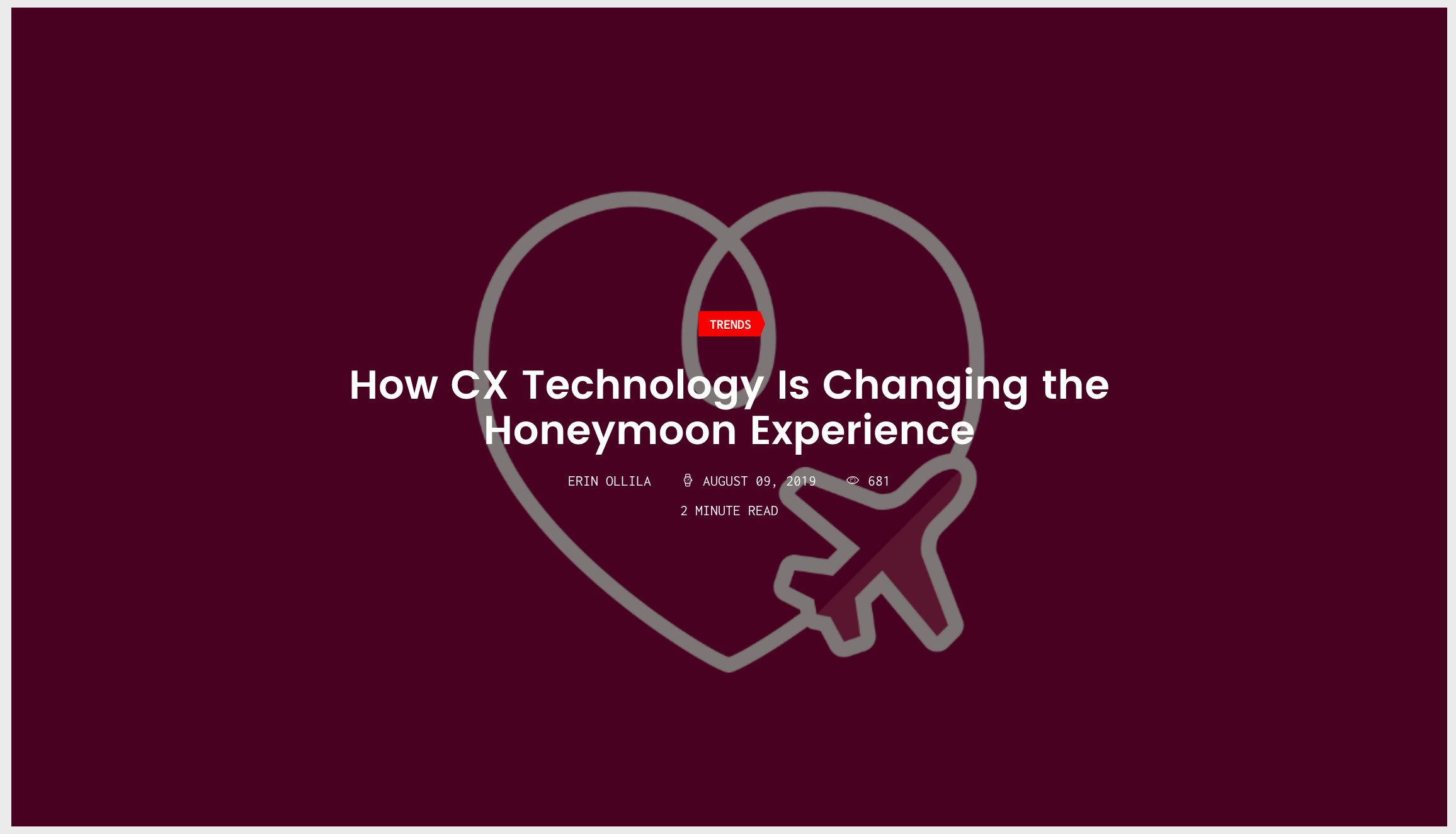Oracle CX article image