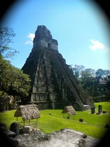 San Ignacio - Belize Pyramids