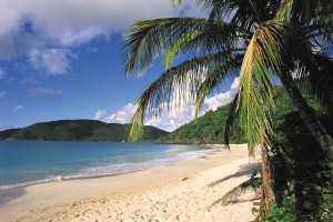United States Virgin Islands - USVI Beach View
