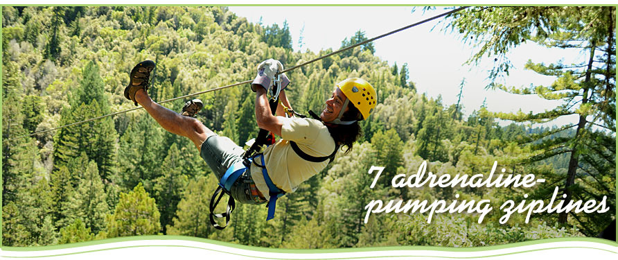California Ziplines