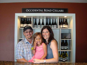 Occidental Road Cellars - Rich & Joelle