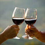 Wine Country Honeymoon Package - Wine Glasses