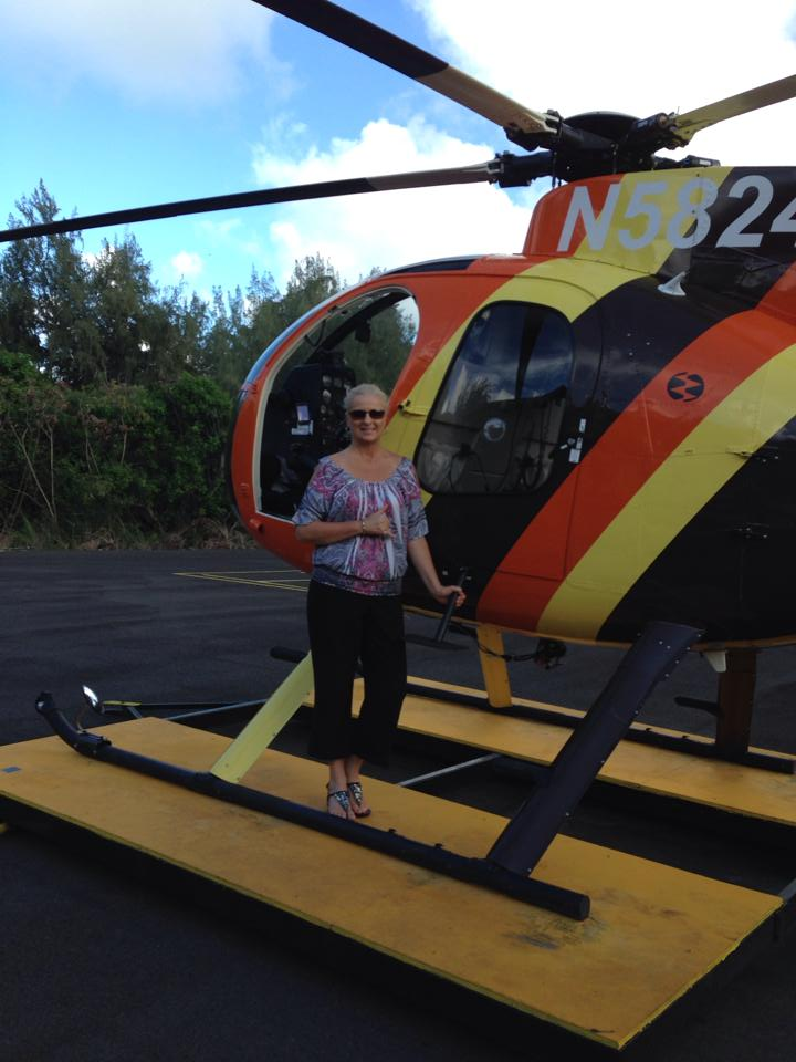 Explore Oahu, Hawaii - Magnum PI helicopter