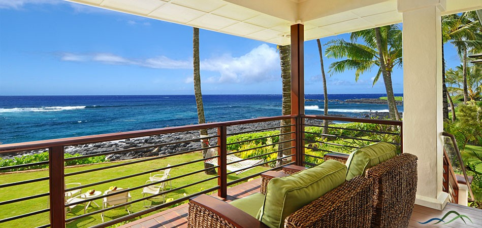 Kauai - Romantic Honeymoon Destinations - Oceanfront Kona