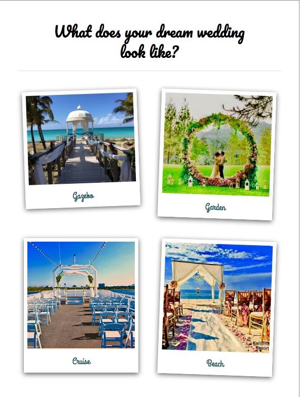Virtual Destination Wedding