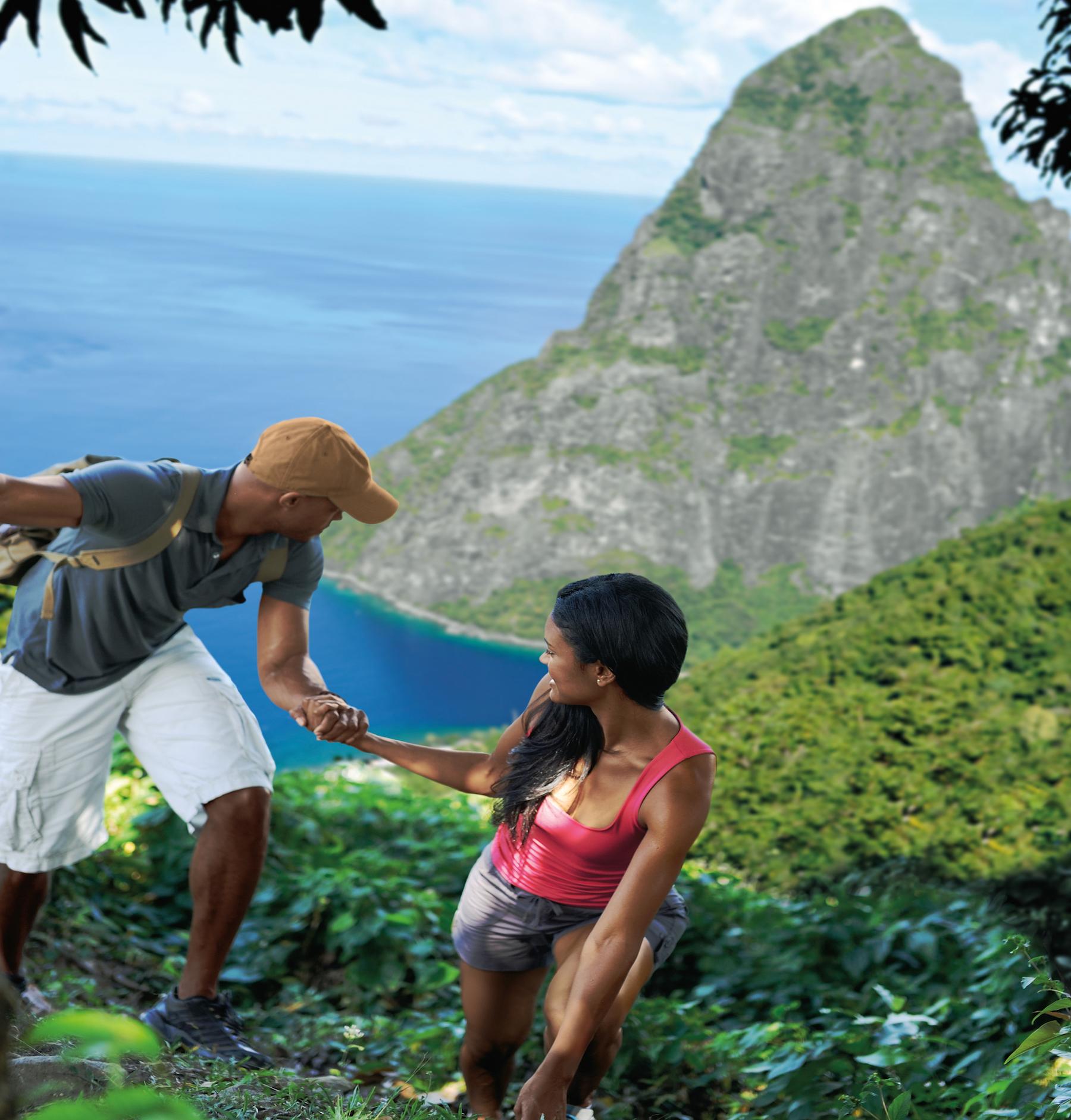 Hike Saint Lucia