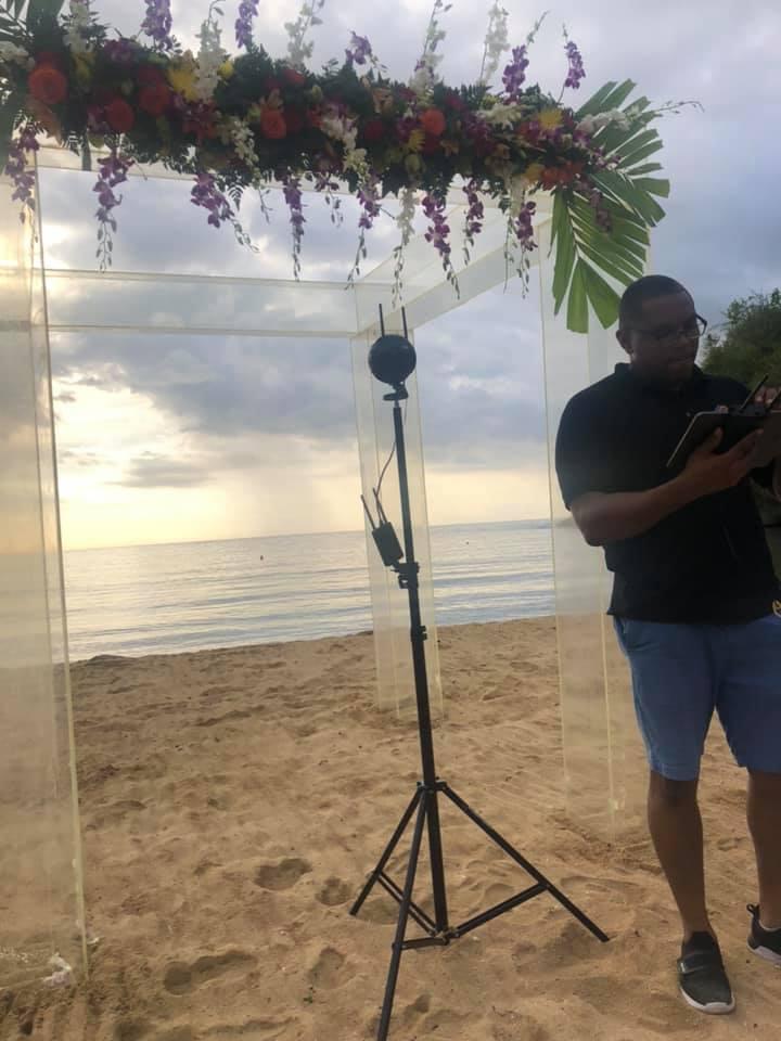 Virtual reality videography