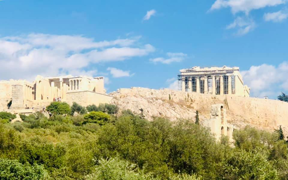 Athens is very historic, beautiful city as well.